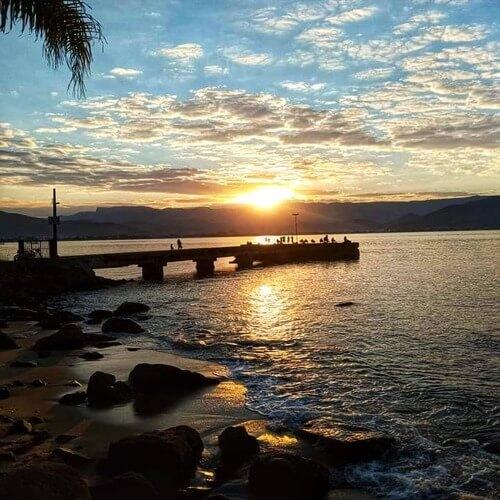 Ilha do Prumirim em Ubatuba