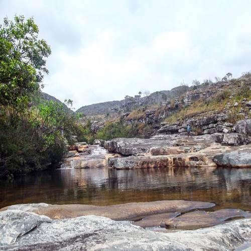 Trilhas da Cachoeira do Tabuleiro