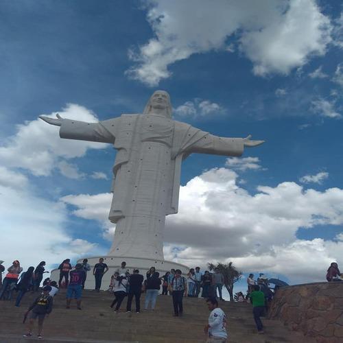 El Cristo de La Concordia em Cochabamba