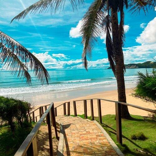 Hospedagem na Praia de Ponta Negra