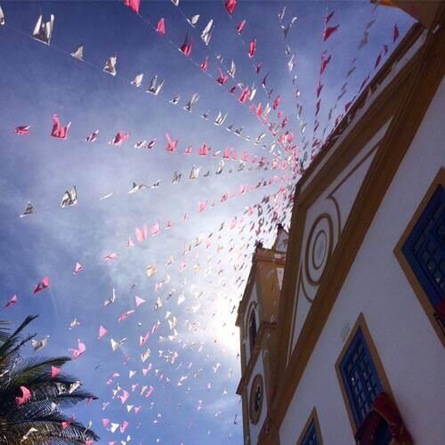 Festas populares em Cunha SP