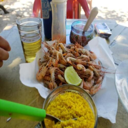 Restaurantes na ilha de marajó