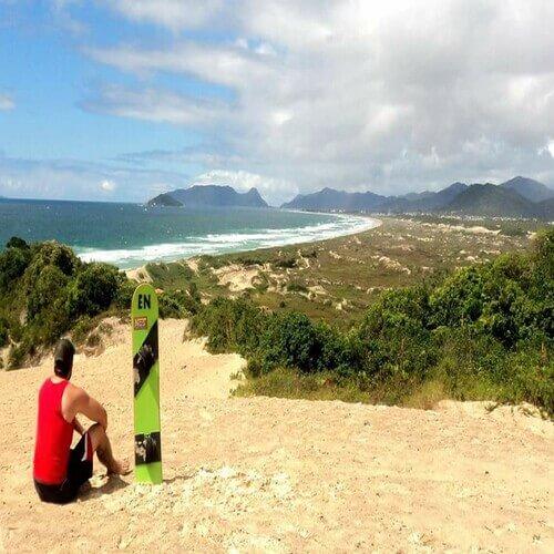 dunas da praia da joaquina