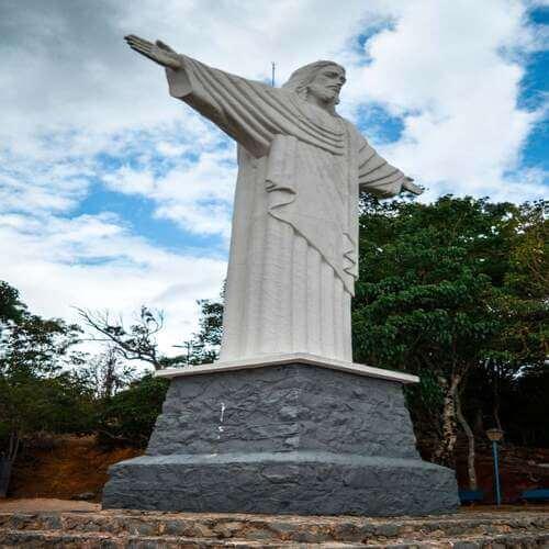 cristo de Serra Negra