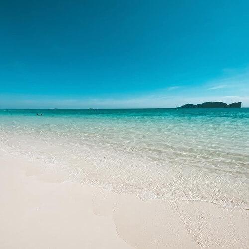 Ilhas Phi Phi na Tailândia