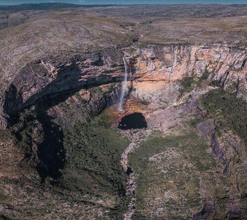 Hospedagens próximas da Cachoeira do Tabuleiro